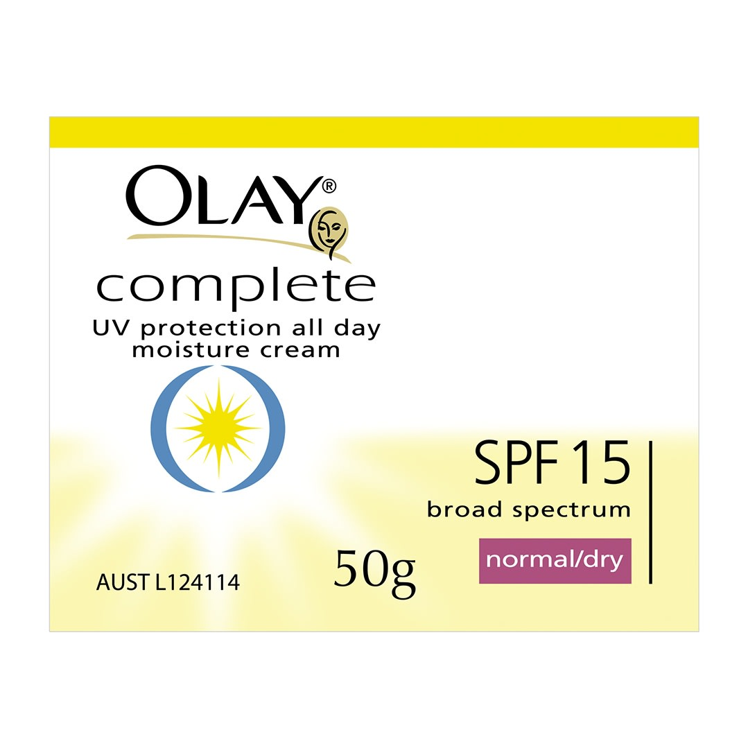 Complete UV Protection Lotion SPF 15 Normal/Dry Skin