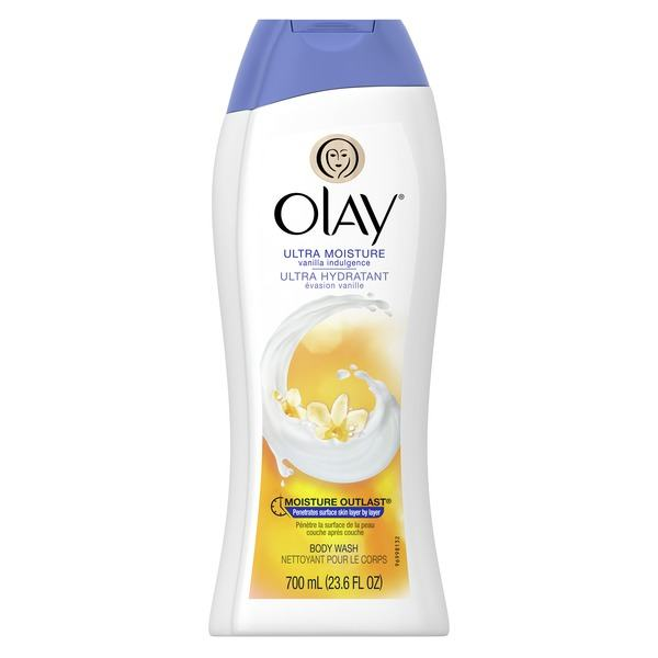 Olay Ultra Moisture Vanilla Indulgence Body Wash