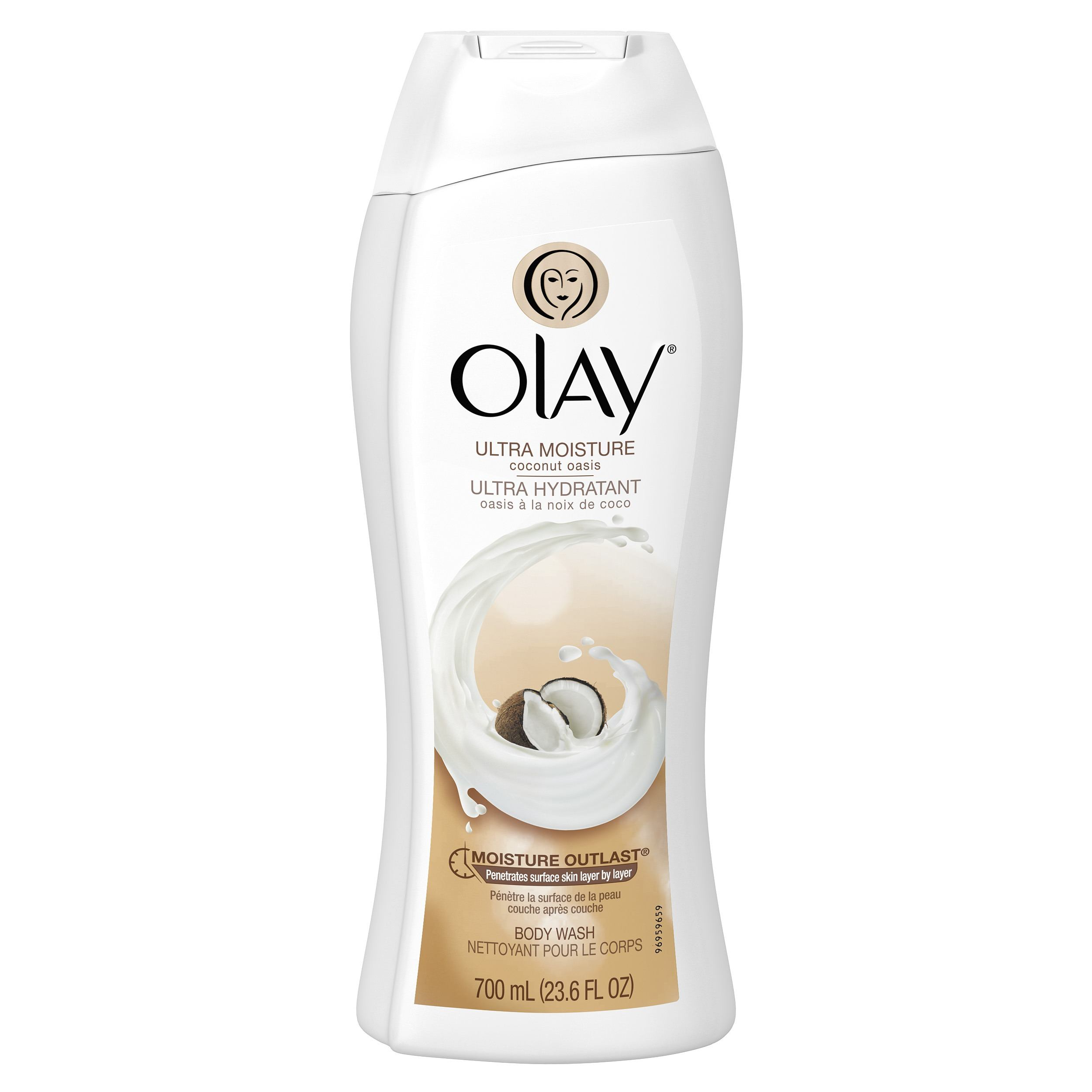 Olay Ultra Moisture Coconut Oasis Body Wash
