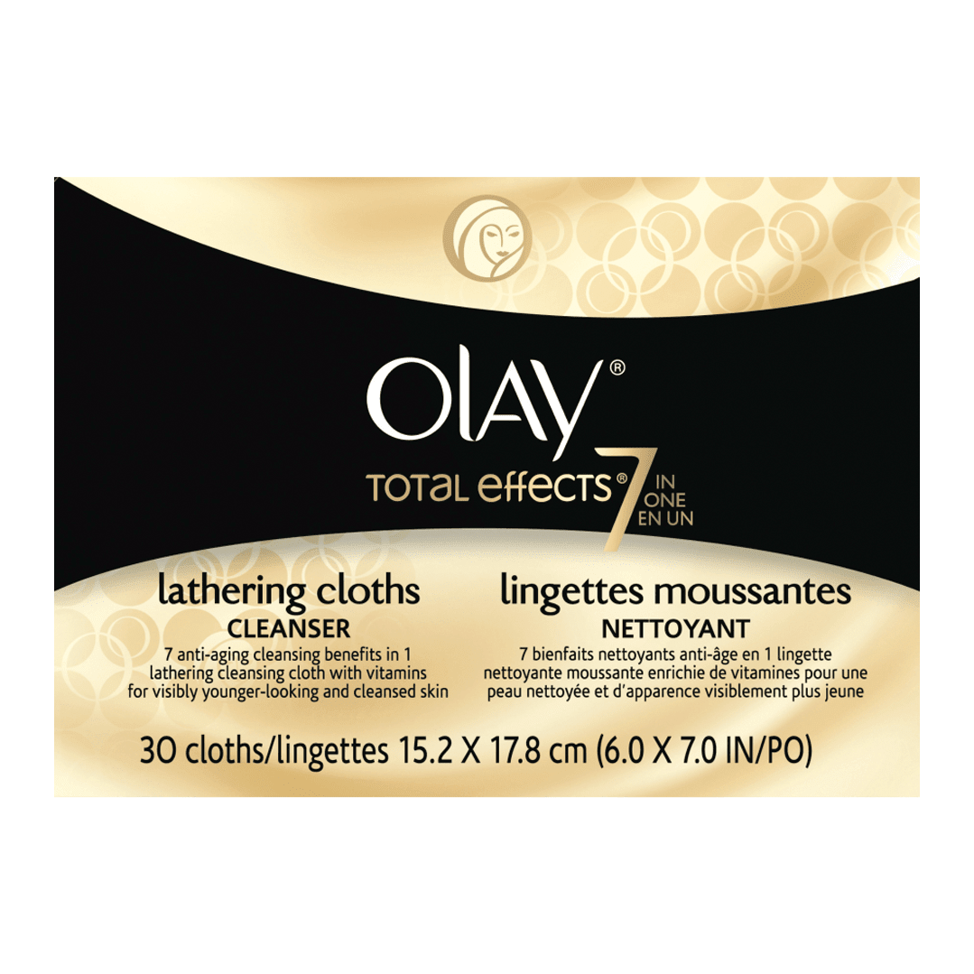 Cleanser Lathering Cleansing Cloths