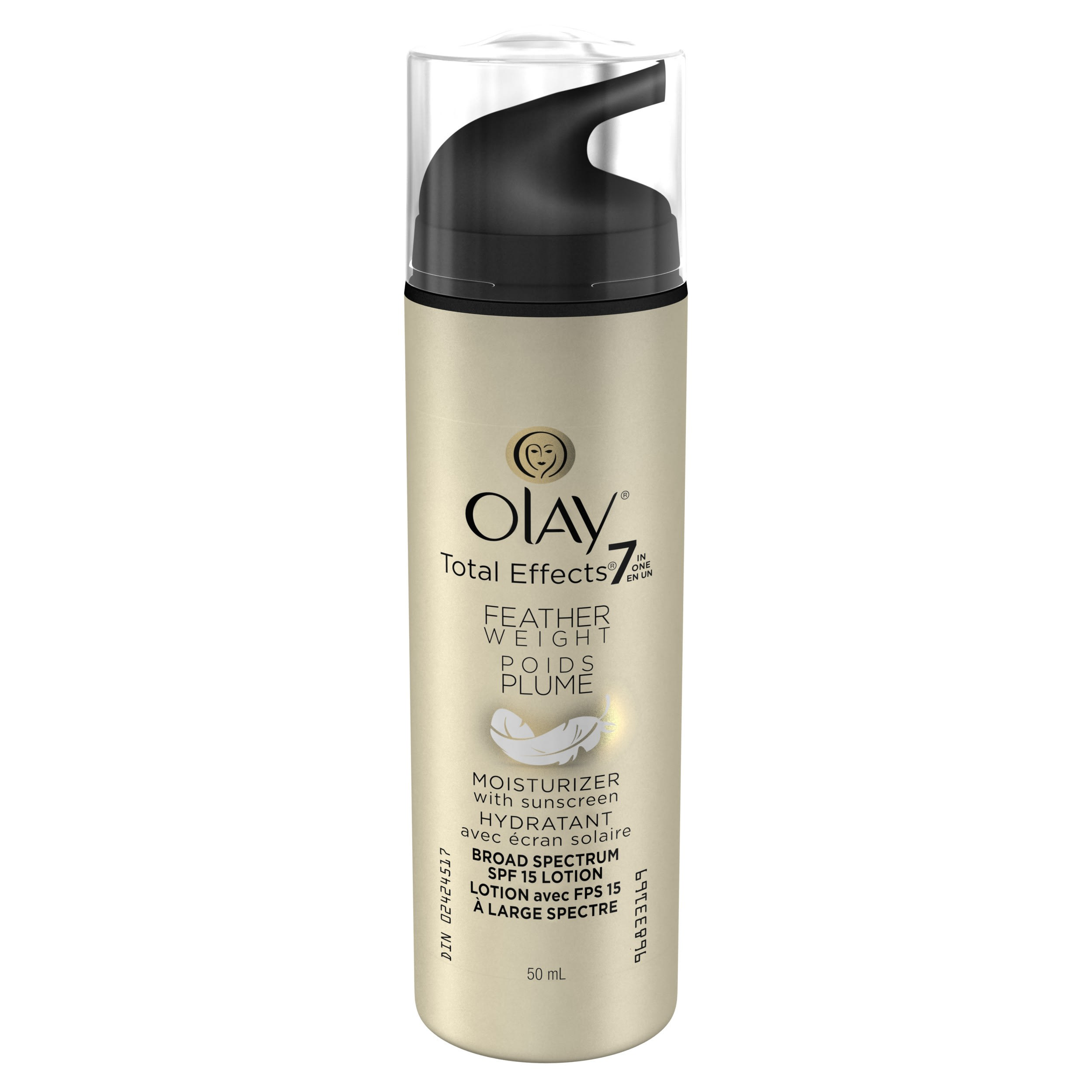 Olay Total Effects Feather Weight Moisturizer with SPF 15 3