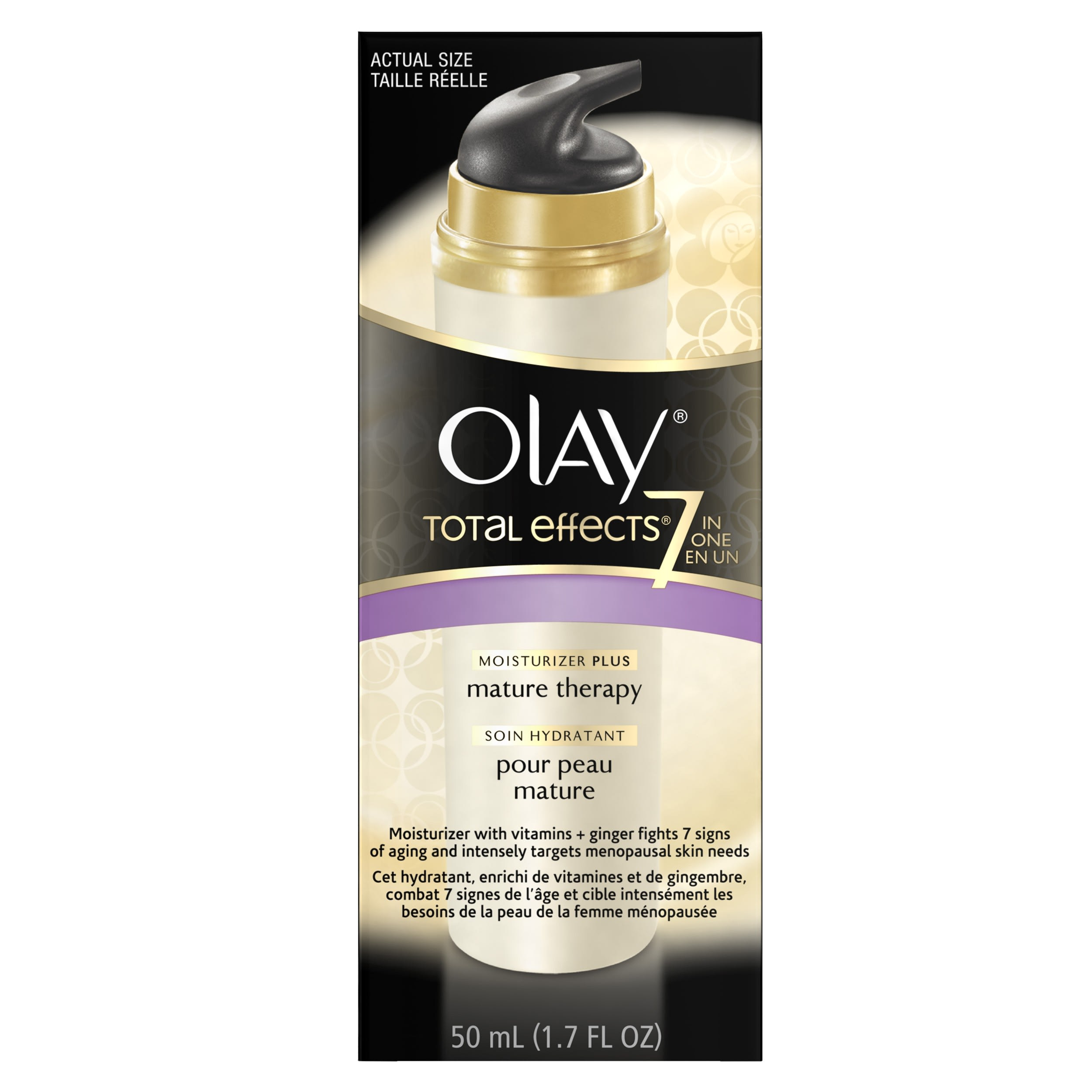 oil of olay mature therapy