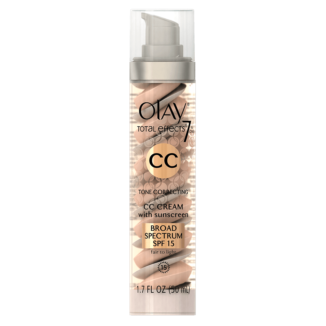 CC Tone Correcting Moisturizer with Sunscreen Fair to Light