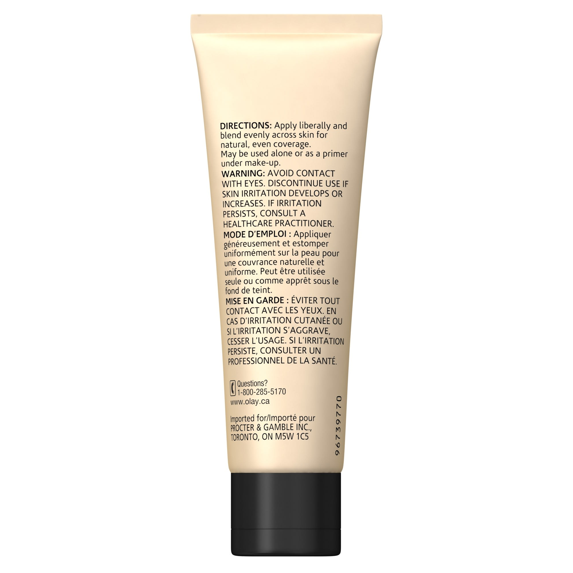 Total Effects Pore Minimizing CC Cream Light to Medium