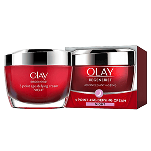 Olay Regenerist 3 Point Age-Defying Night Cream