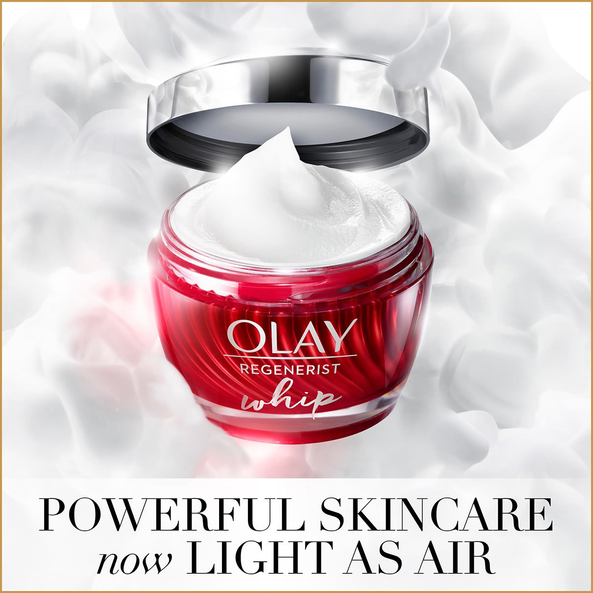 Powerful Skincare now Light as Air