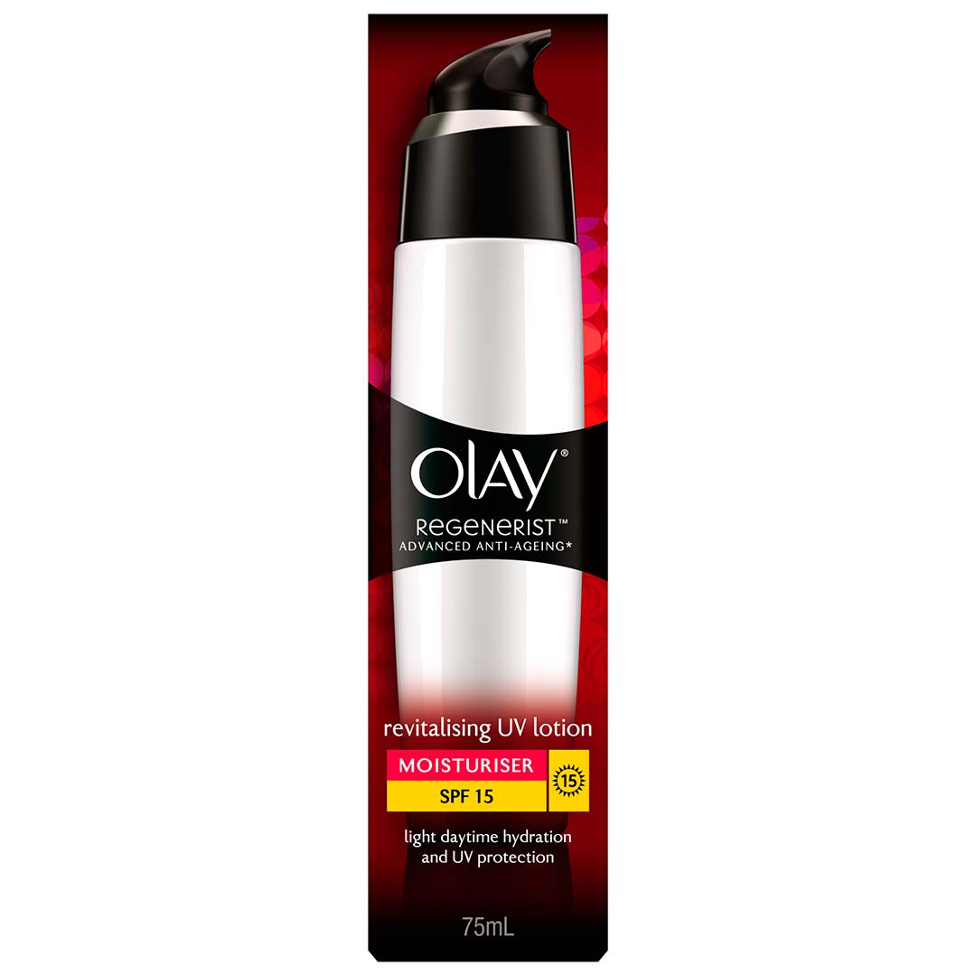 Olay Regenerist Revitalising UV Lotion