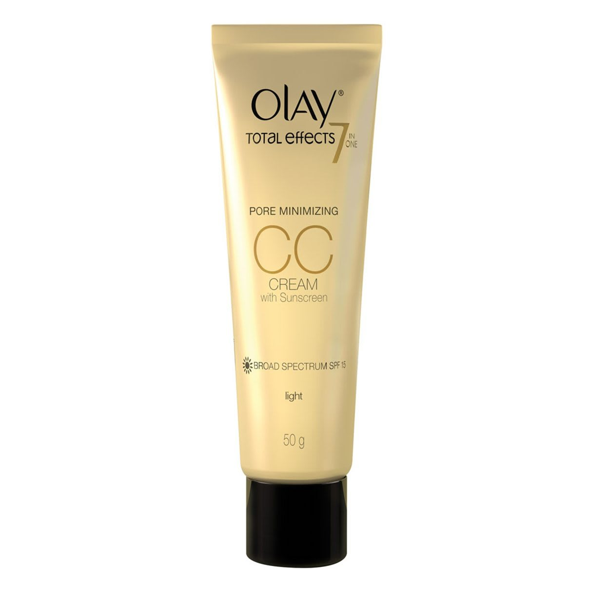 Olay Total Effects 7 in One Pore Minimizing CC Cream with Sunscreen SPF15 Light