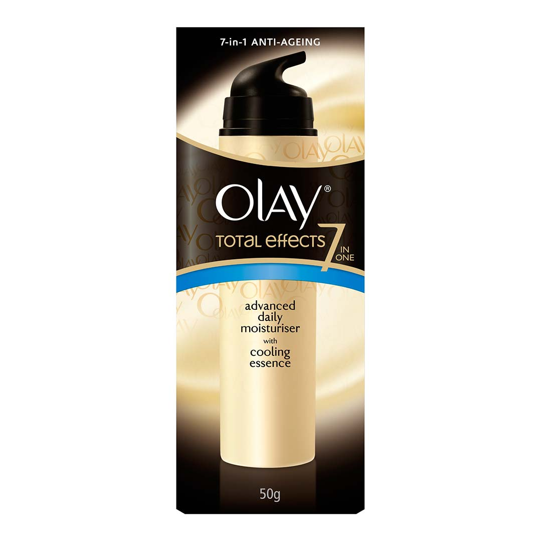 Olay Total Effects 7 in One Advanced Daily Moisturiser with Cooling Essence