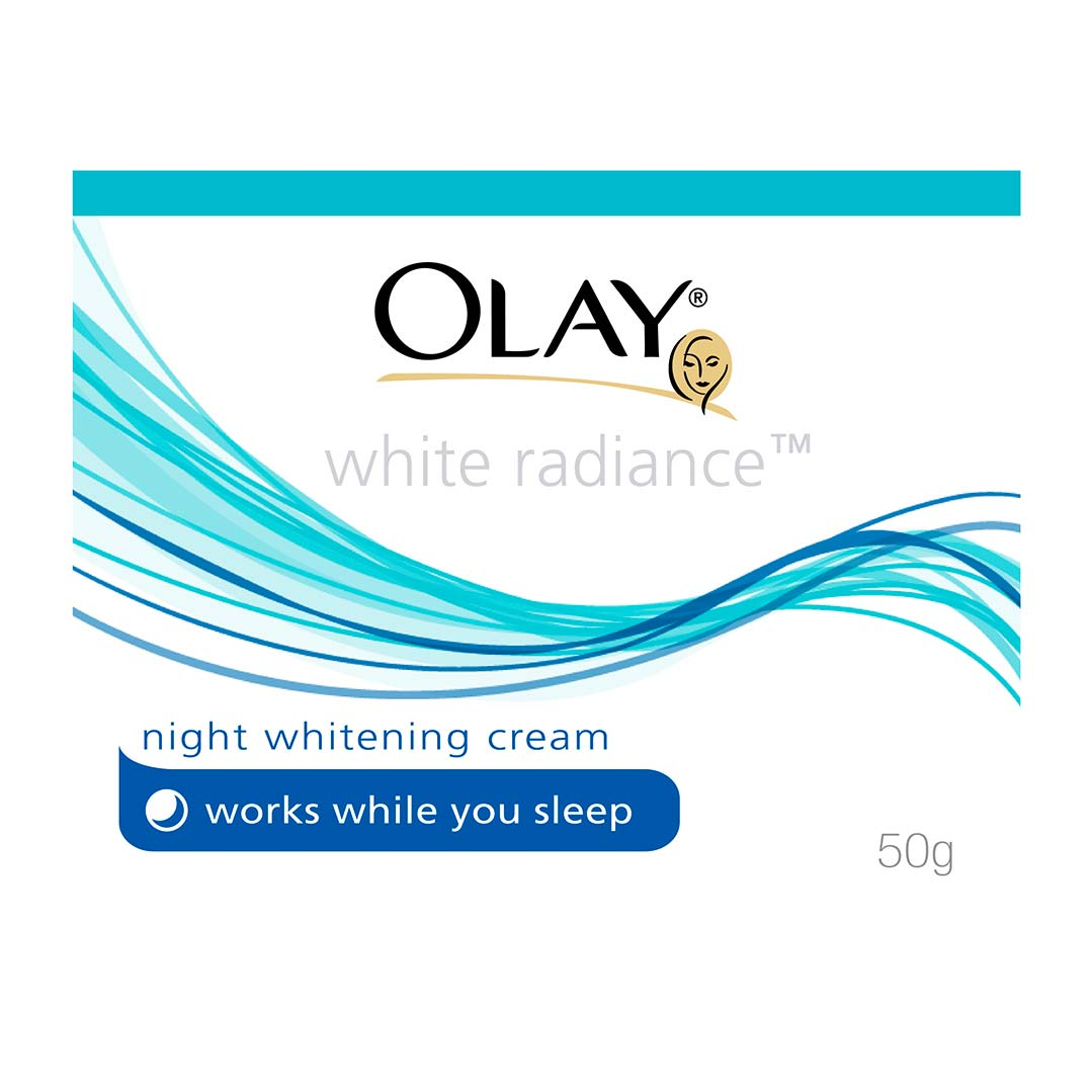 Olay White Radiance Night Whitening Cream