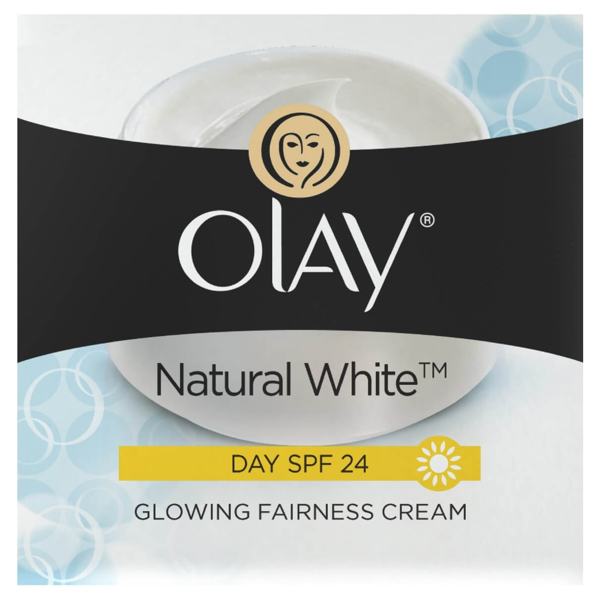Natural White Day Cream FOP
