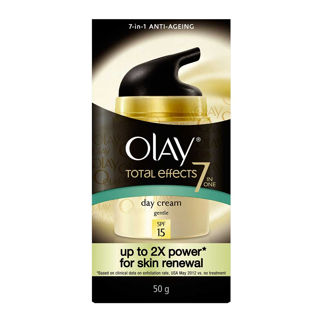 Olay Total Effects 7 in One Anti-Ageing Day Cream Gentle SPF 15