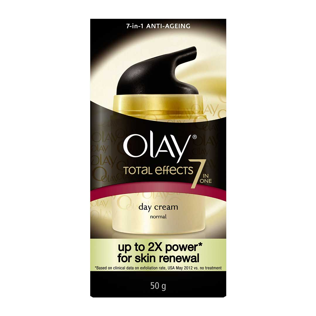 Olay Total Effects 7 in One Anti-ageing Day Cream Normal