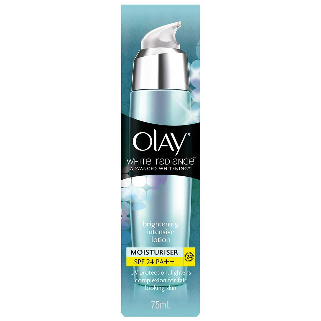 Olay White Radiance Brightening Intensive Lotion Moisturiser