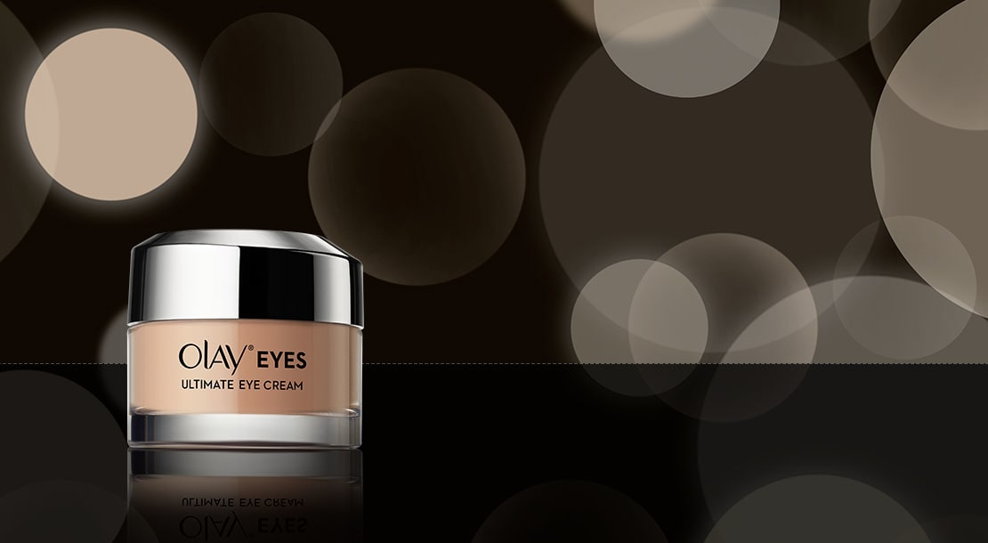 Olay Eyes- Ultimate Eye Cream for Dark Circles, Wrinkles & Puffiness
