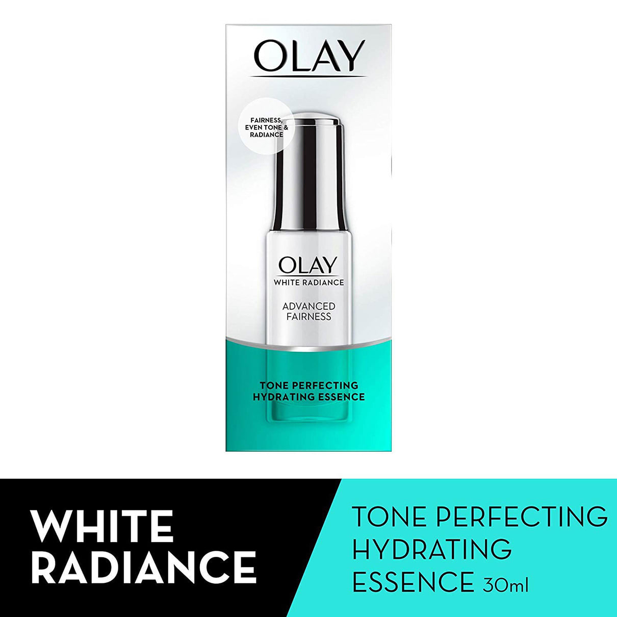 Olay White Radiance Tone Perfecting Hydrating Essence, 30 ML