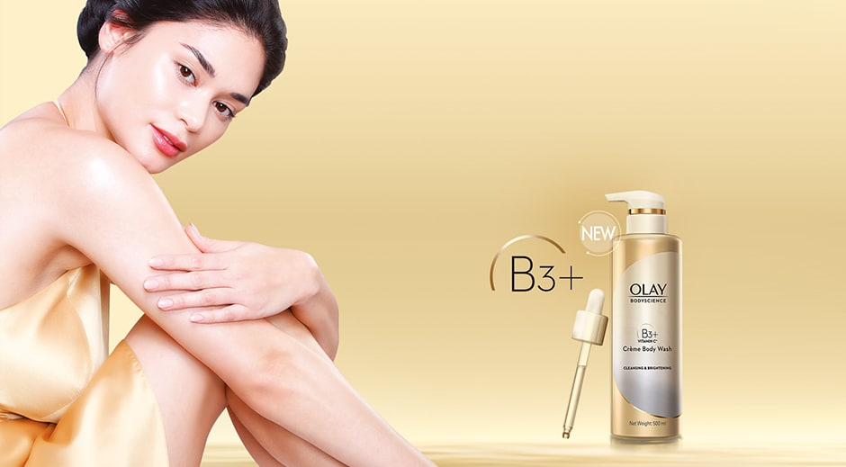 Olay Bodyscience