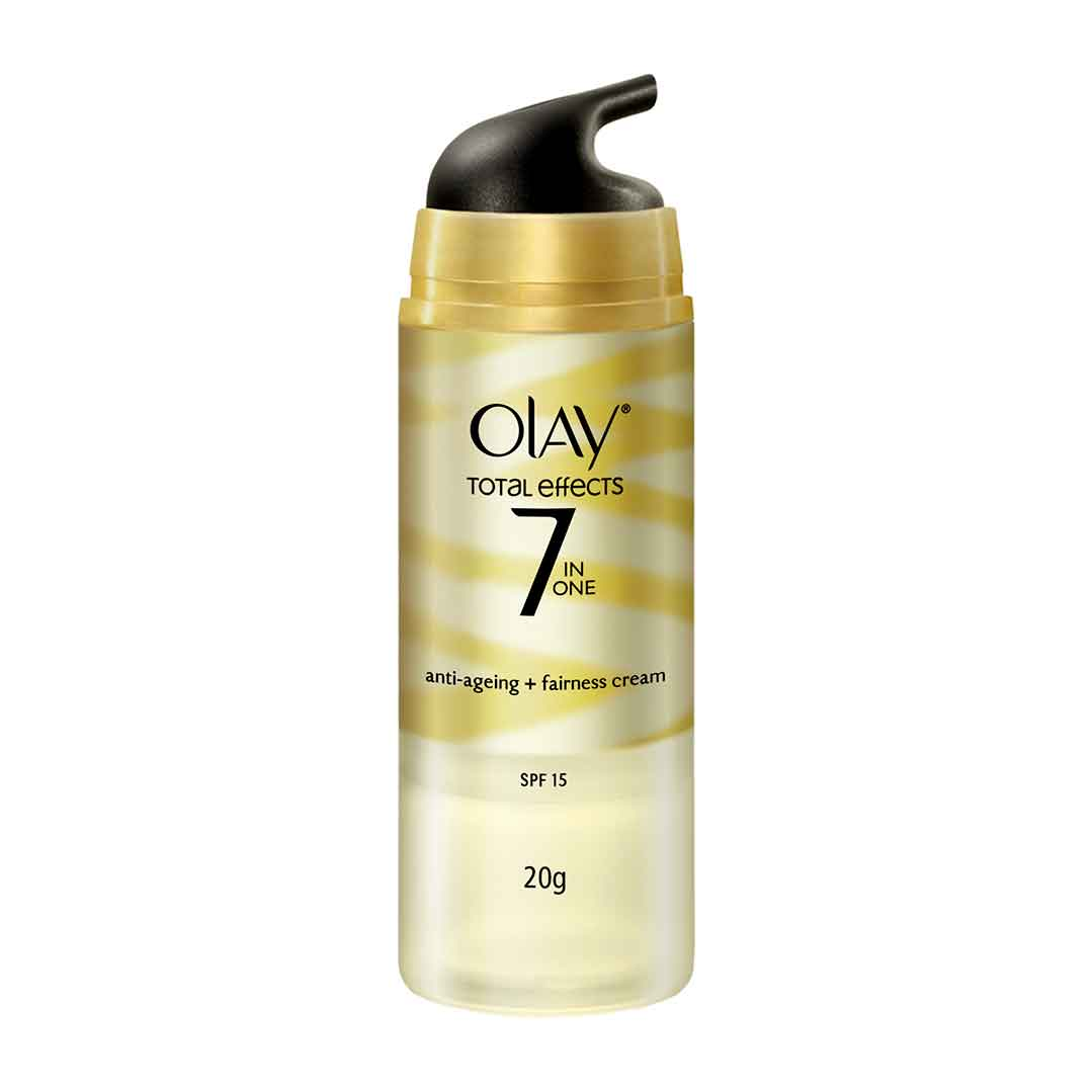 Olay Total Effects 7 in One Anti-ageing + Fairness Cream SPF 15