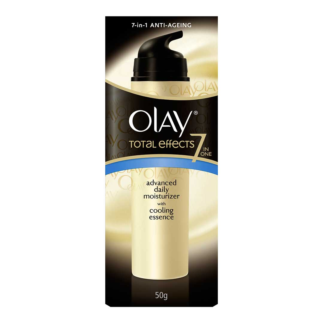 Olay Total Effects 7 in One Advanced Daily Moisturizer with Cooling Essence