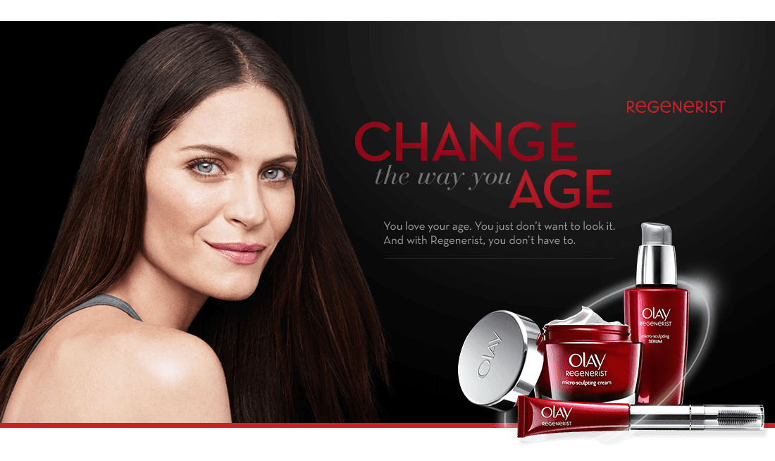 Regenerist: Change the Way You Age