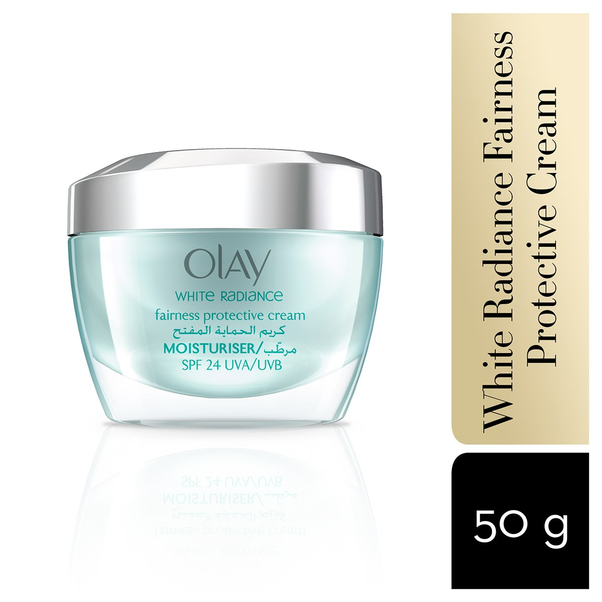 Olay White Radiance Fairness Protective Cream SPF 24 50 g