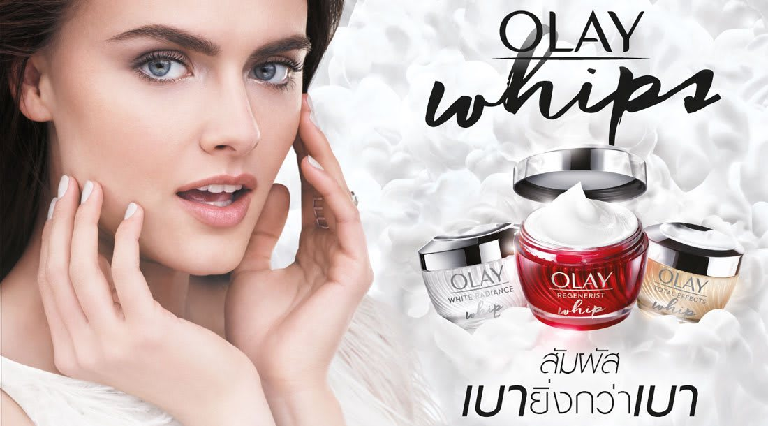 Re-engineered Olay For Stunning Ageless Skin