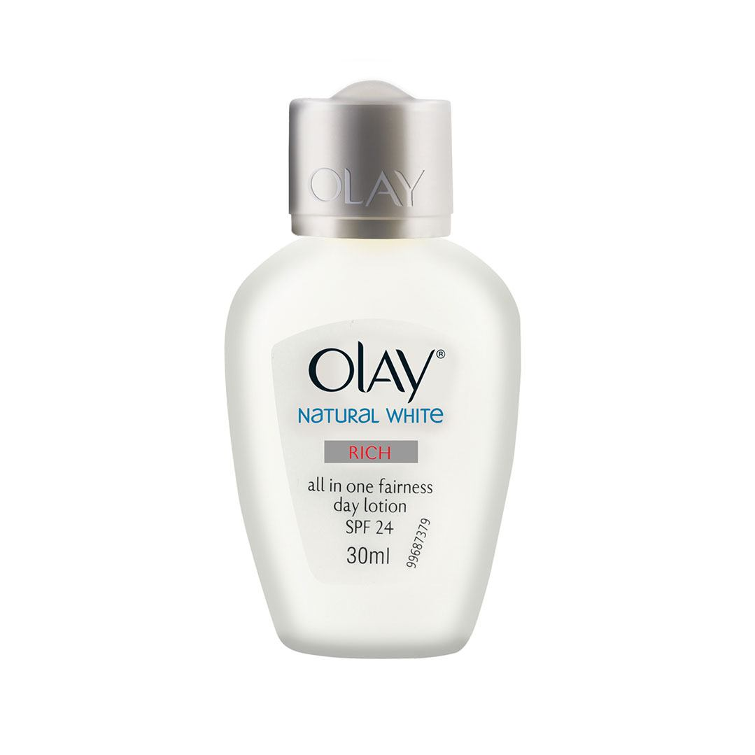 Olay Natural White Rich all in one Fairness Day Lotion SPF24