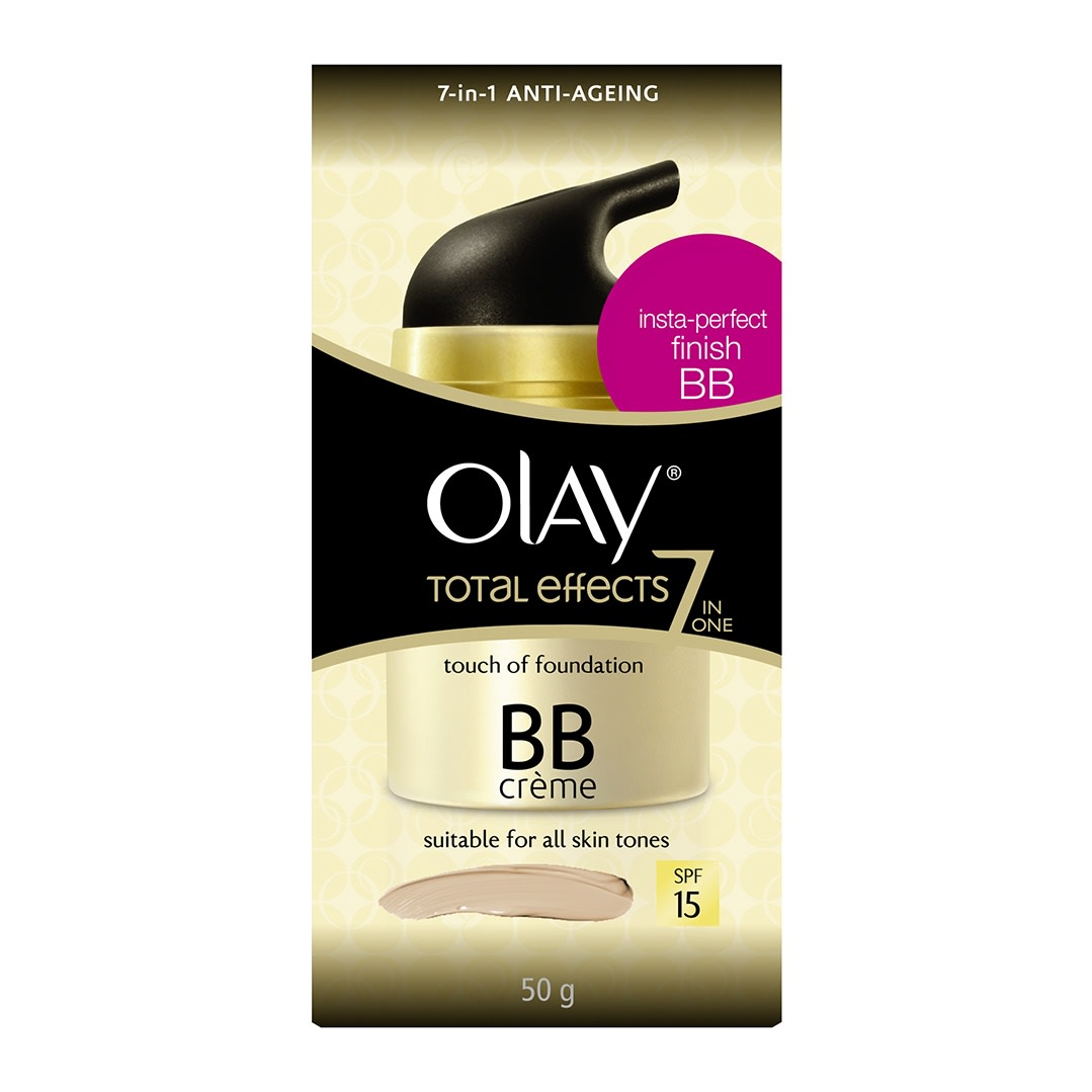 Olay Total Effects 7 in One Touch of Foundation BB Cream SPF15