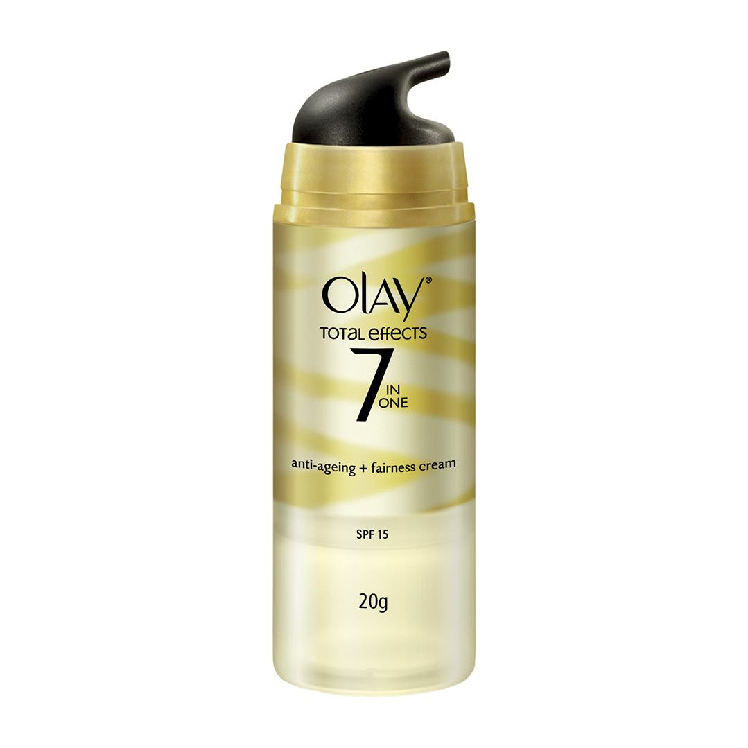 Olay Total Effects 7 in one Anti-ageing + Fairness Cream SPF15
