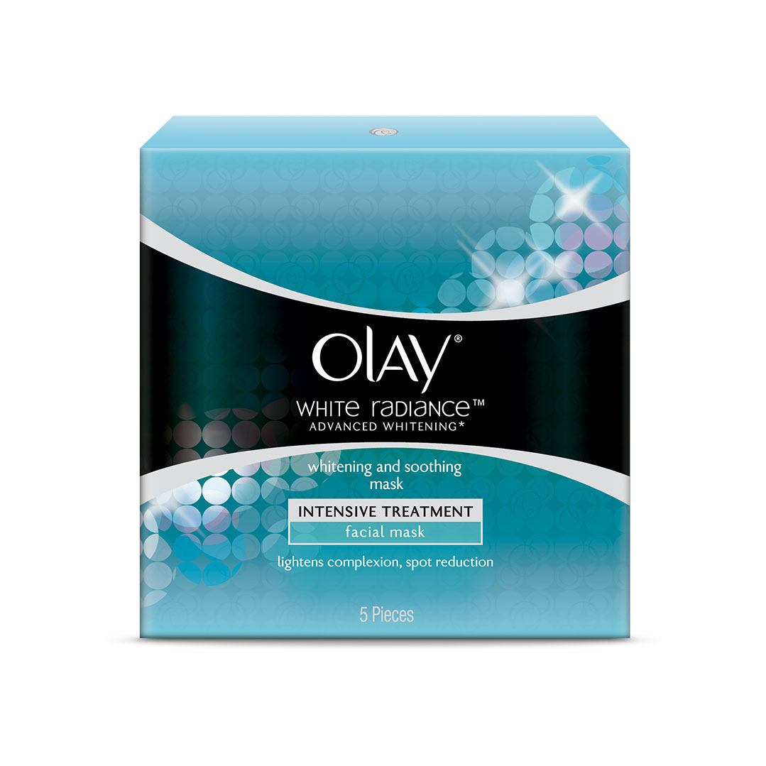 Olay White Radiance Whitening and Soothing Mask