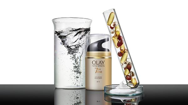 Olay Total Effect ingredients