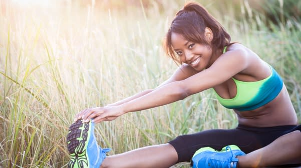 Does exercise improve skin?
