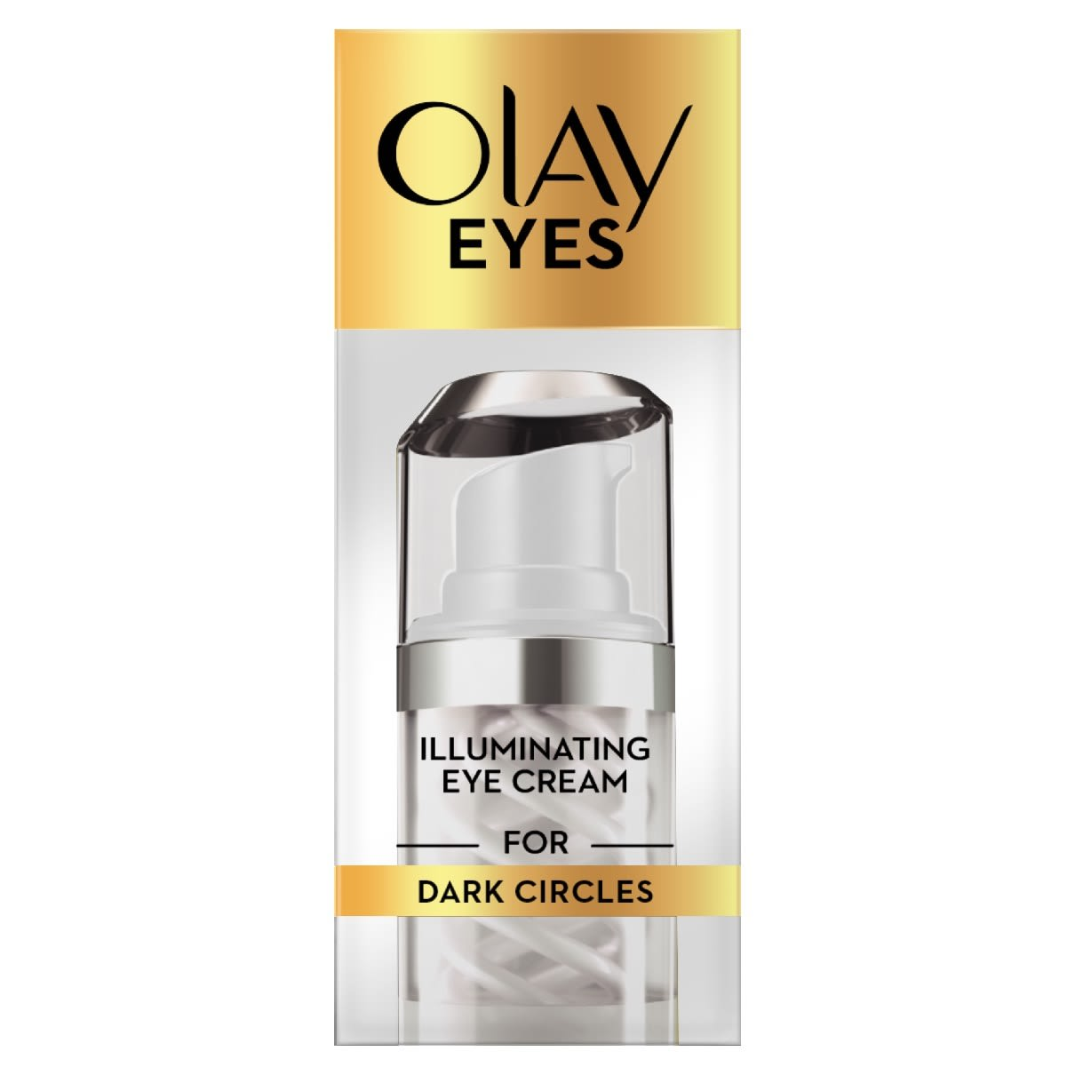 Olay Eyes Illuminating Eye Cream For Dark Circles 15 Ml