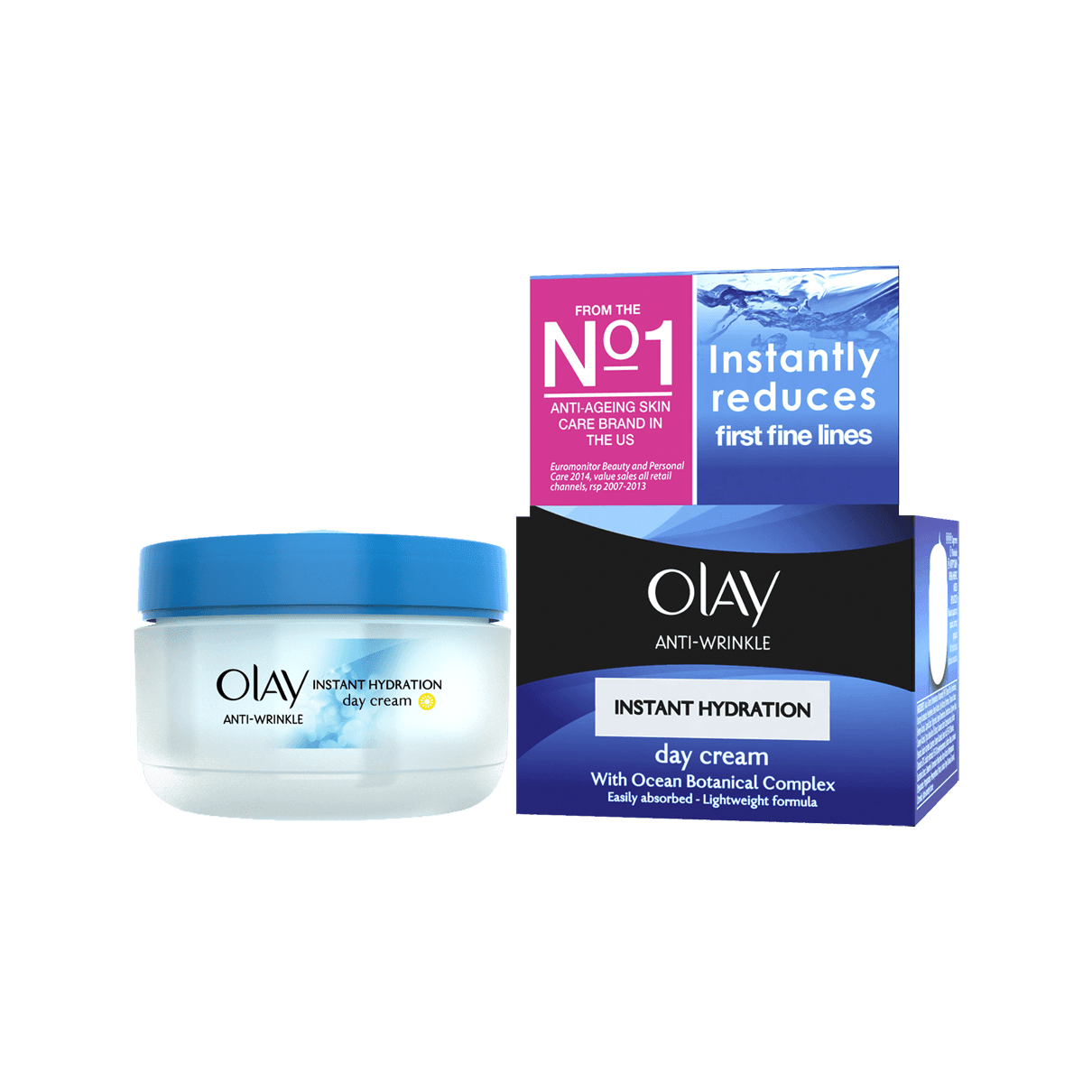 Anti-Wrinkle Instant Hydration Day Cream