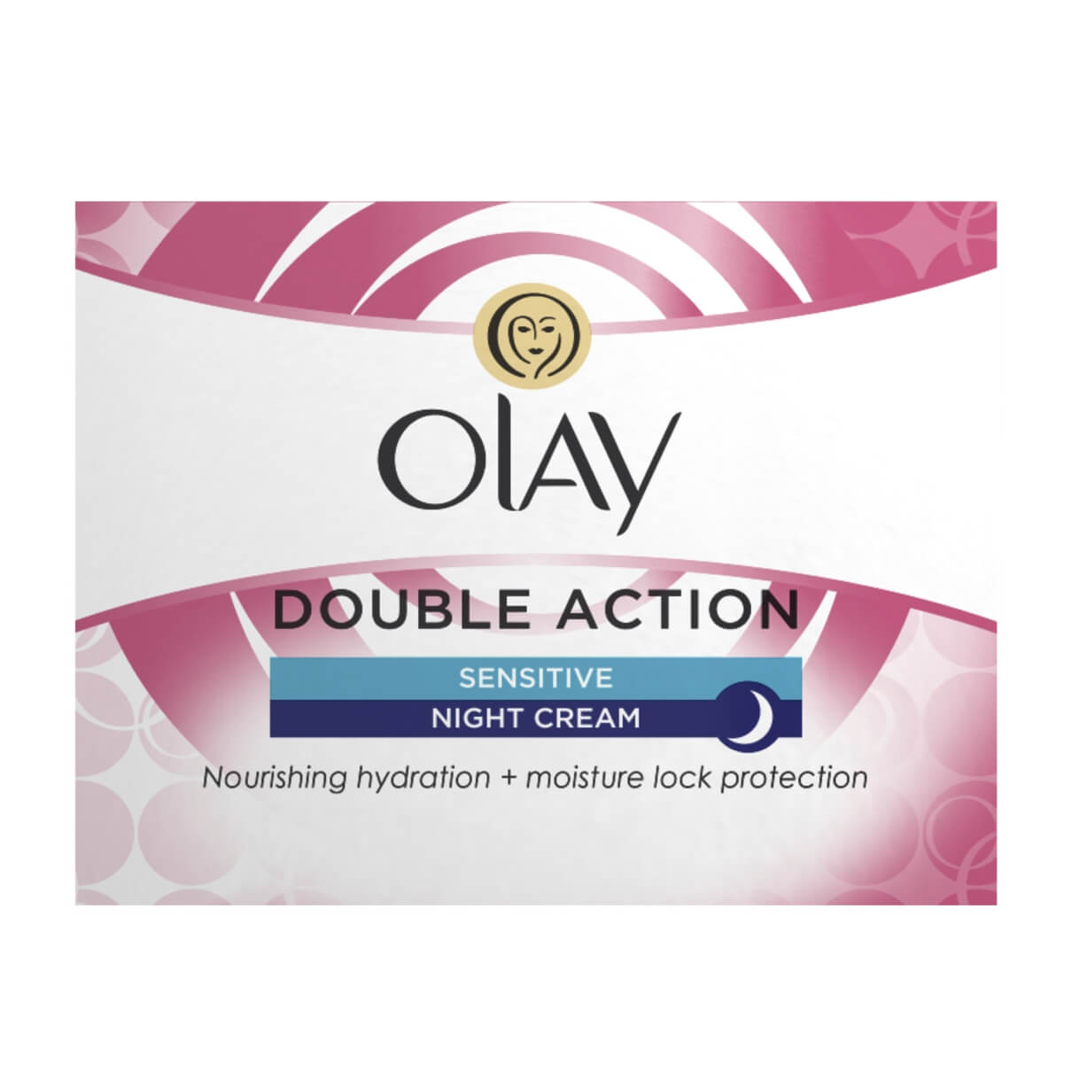 Olay Essentials Double Action Night Cream for Sensitive Skin