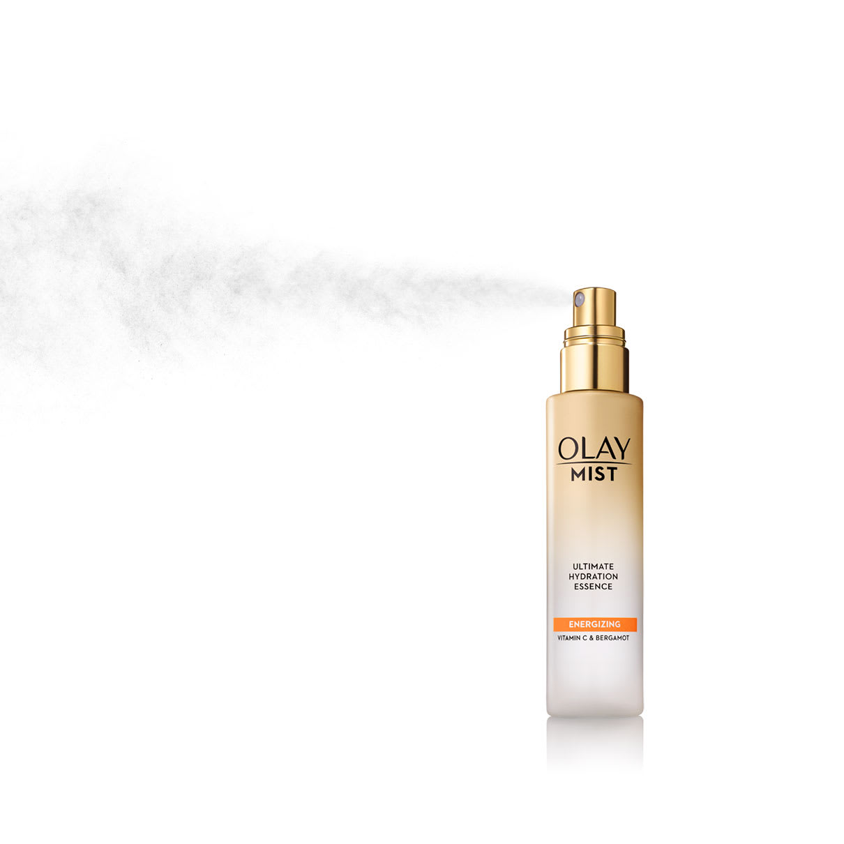 Olay Facial Mist - Energising Hydration Essence With Vitamin C & Bergamot