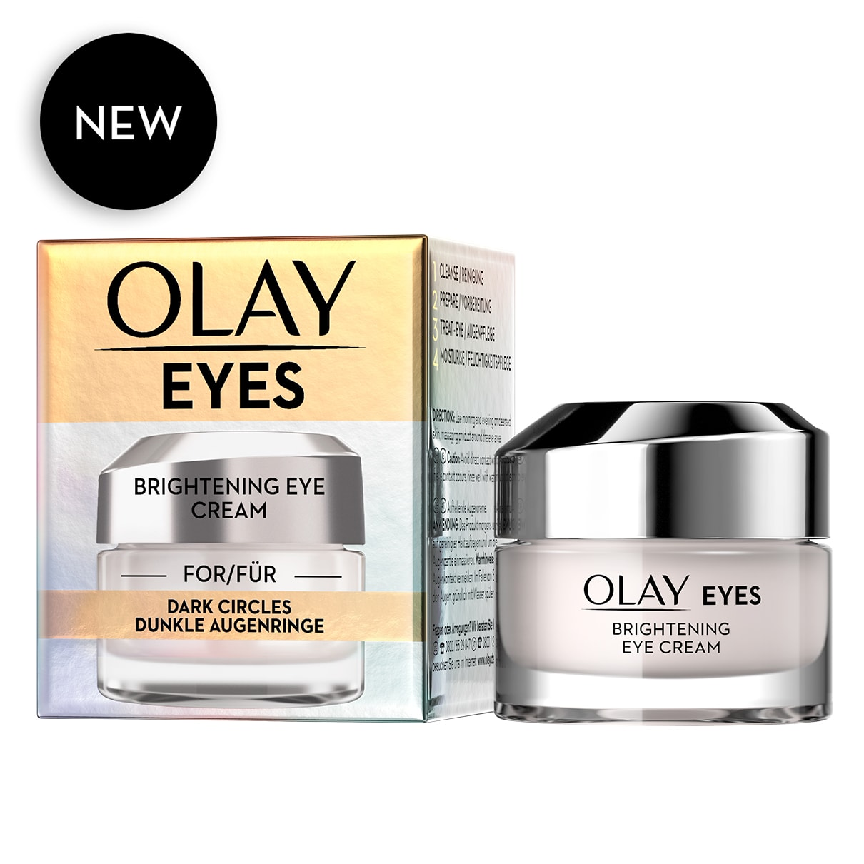Olay Brightening Eye Cream For Dark Circles Olay Uk