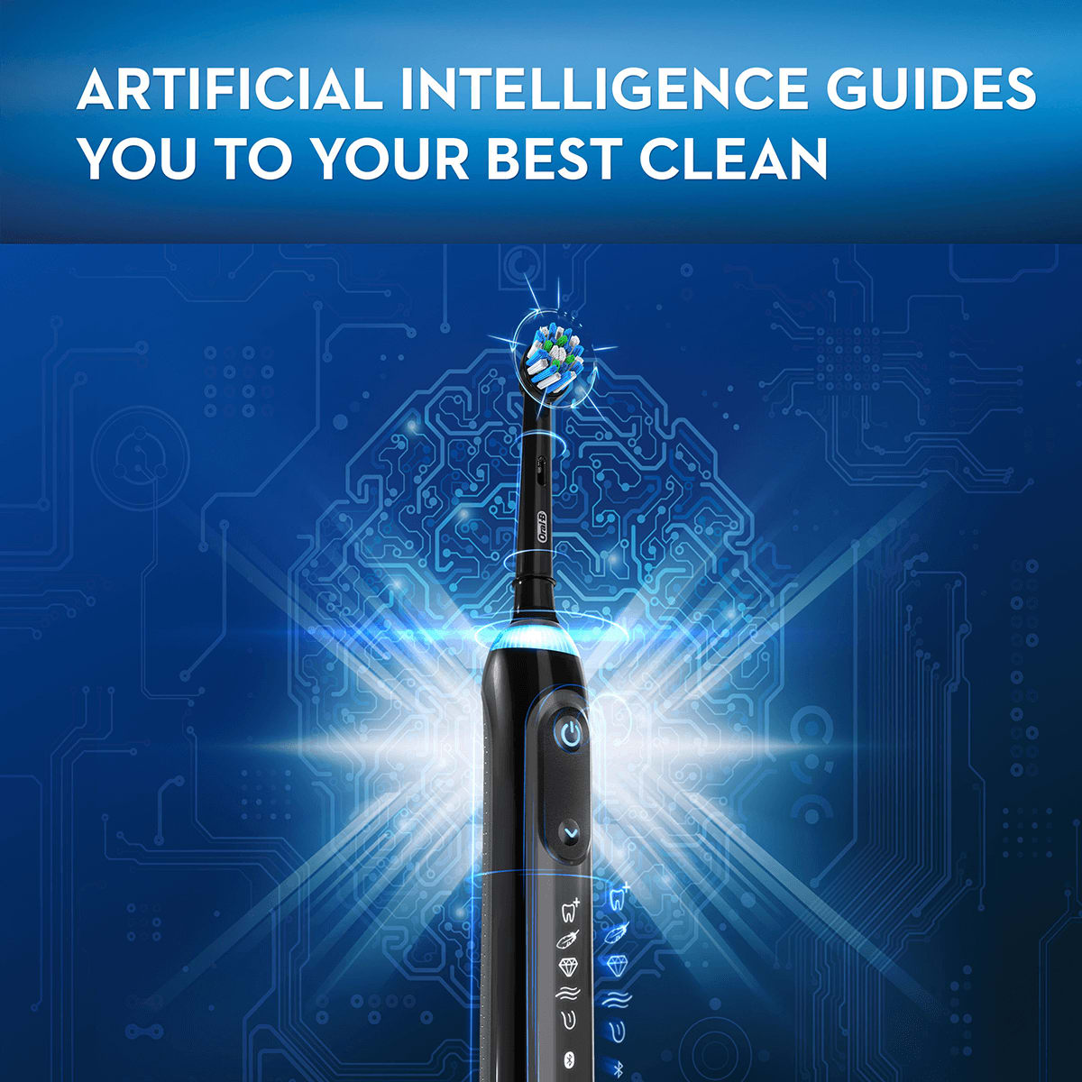 artificial intelligence guides you to your best clean