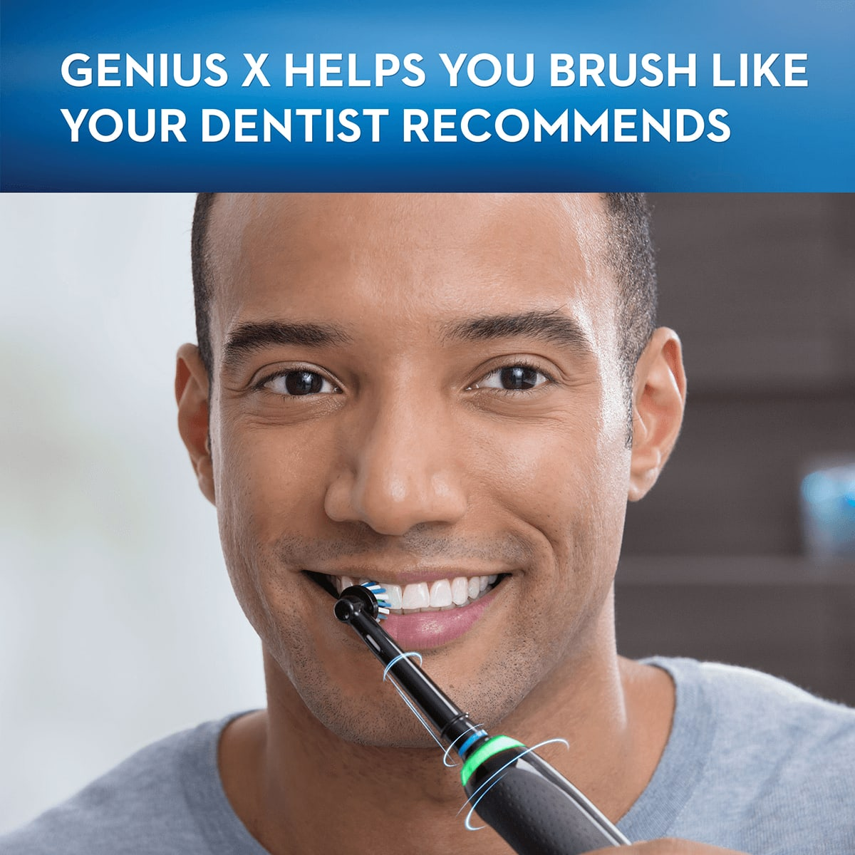 brush like your dentist recommends