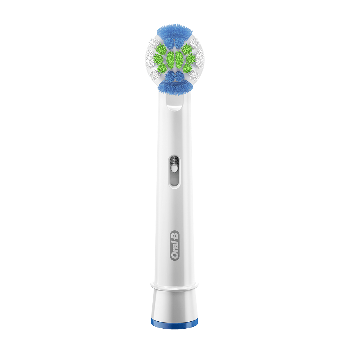 Oral B Precision Clean with Bacteria Guard Bristles Electric Toothbrush Replacement Brush Heads