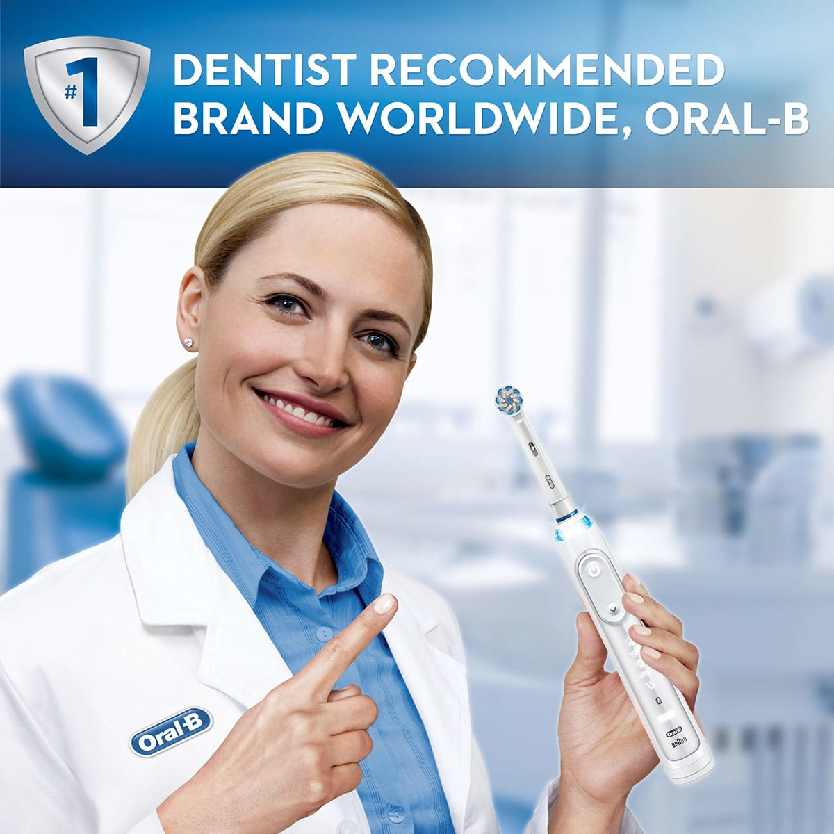 Oral-B Pro GumCare Replacement Brush Heads