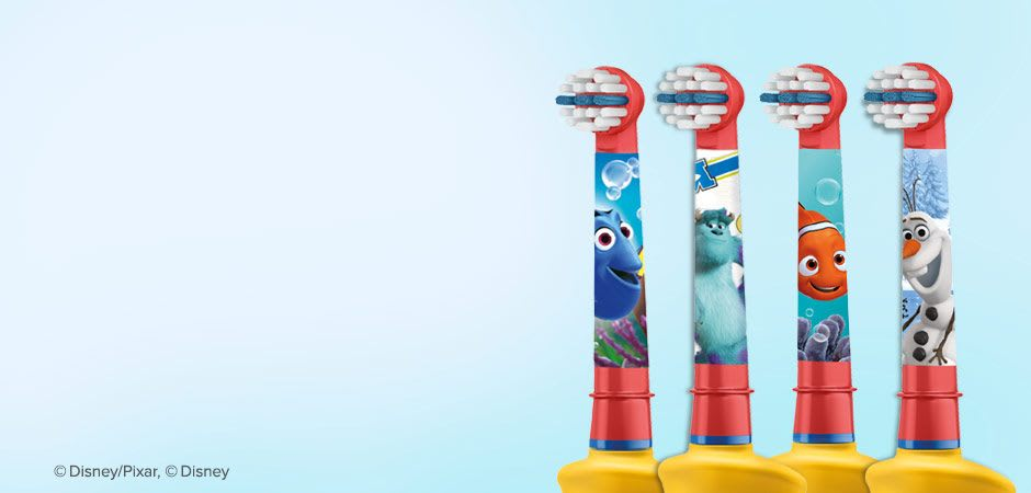 Disney Electric Toothbrushes for Kids | Products | Oral-B