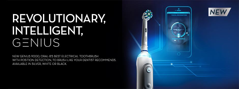 Oral-B Electric Toothbrushes