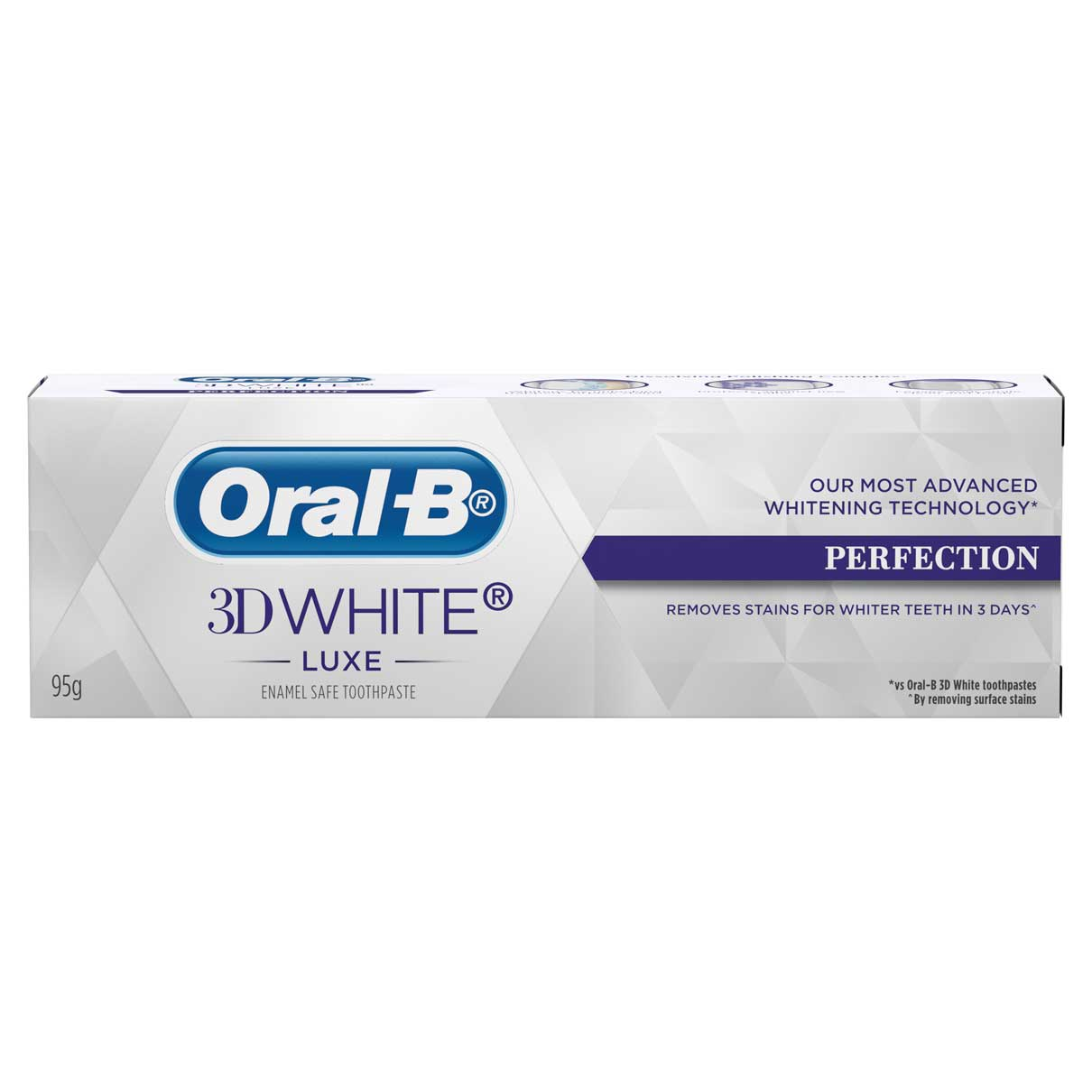 Oral-B 3D White Perfection Carton Horizontal FOP