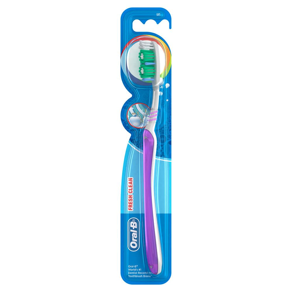 Oral-B All Rounder Fresh Clean Toothbrush