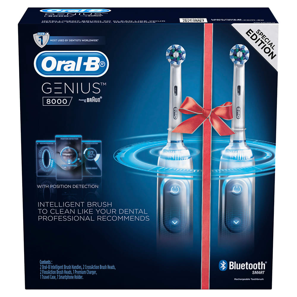 Oral B Genius 8000 Electric Toothbrush Products Oral B