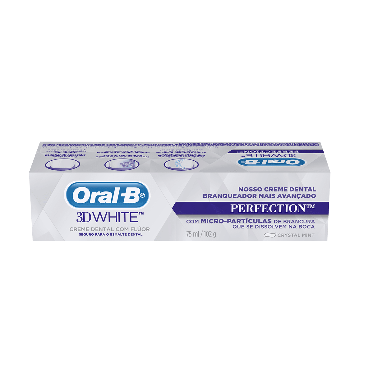Creme dental Oral-B 3D White Perfection