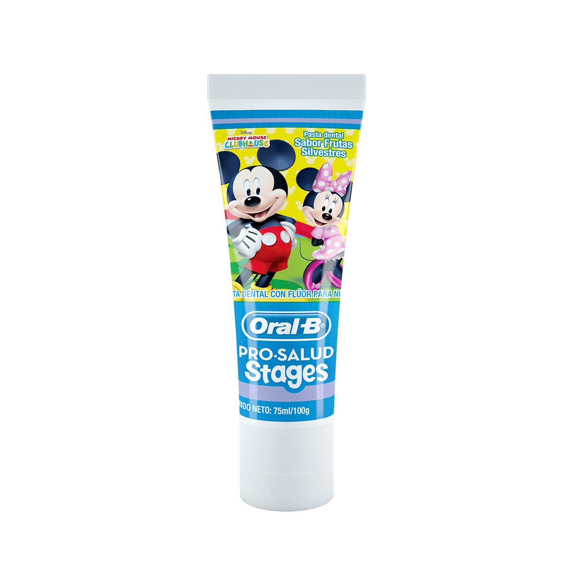 Creme dental Oral-B Pro-Saúde Stages Disney - mickey