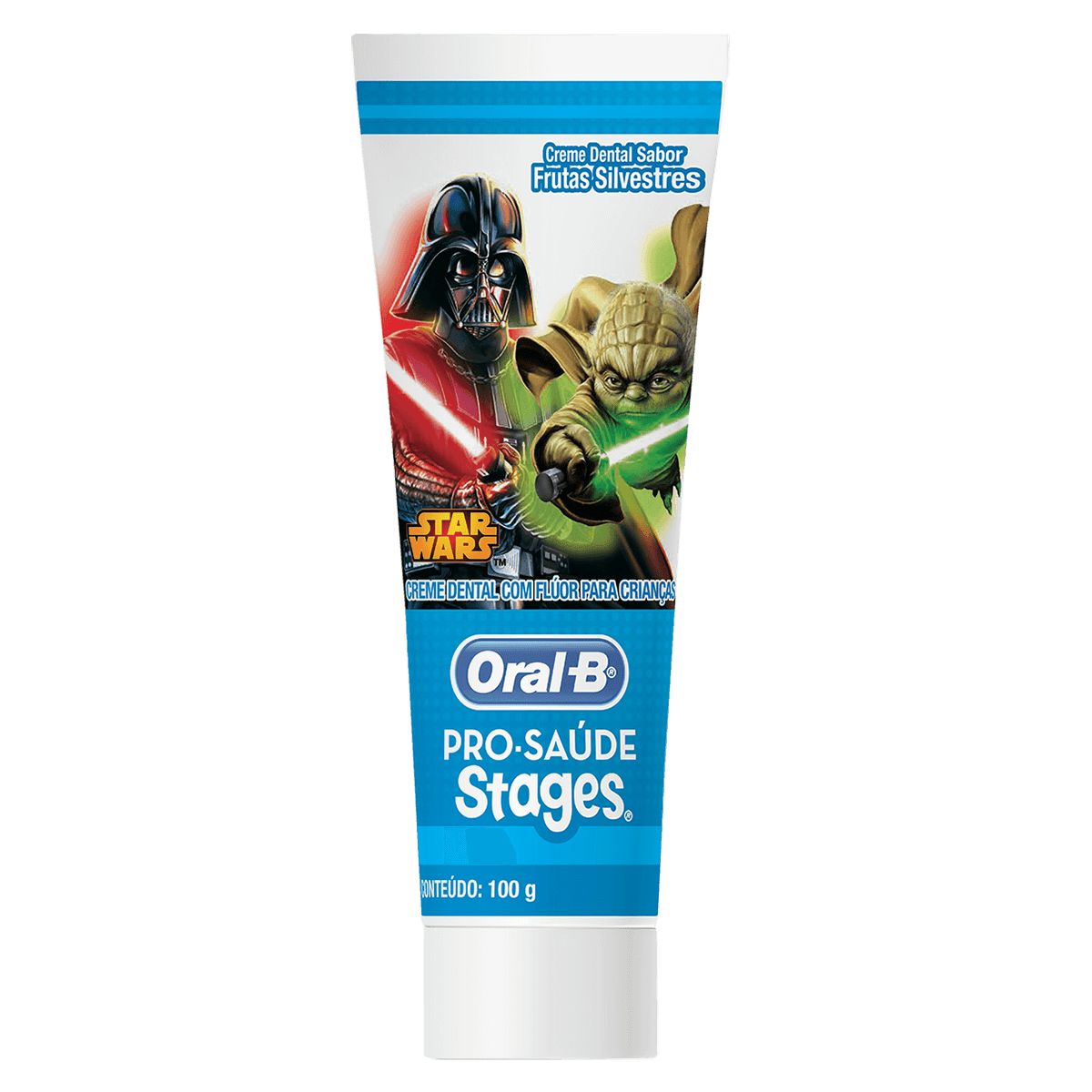 Creme dental infantil Oral-B Stages Star Wars