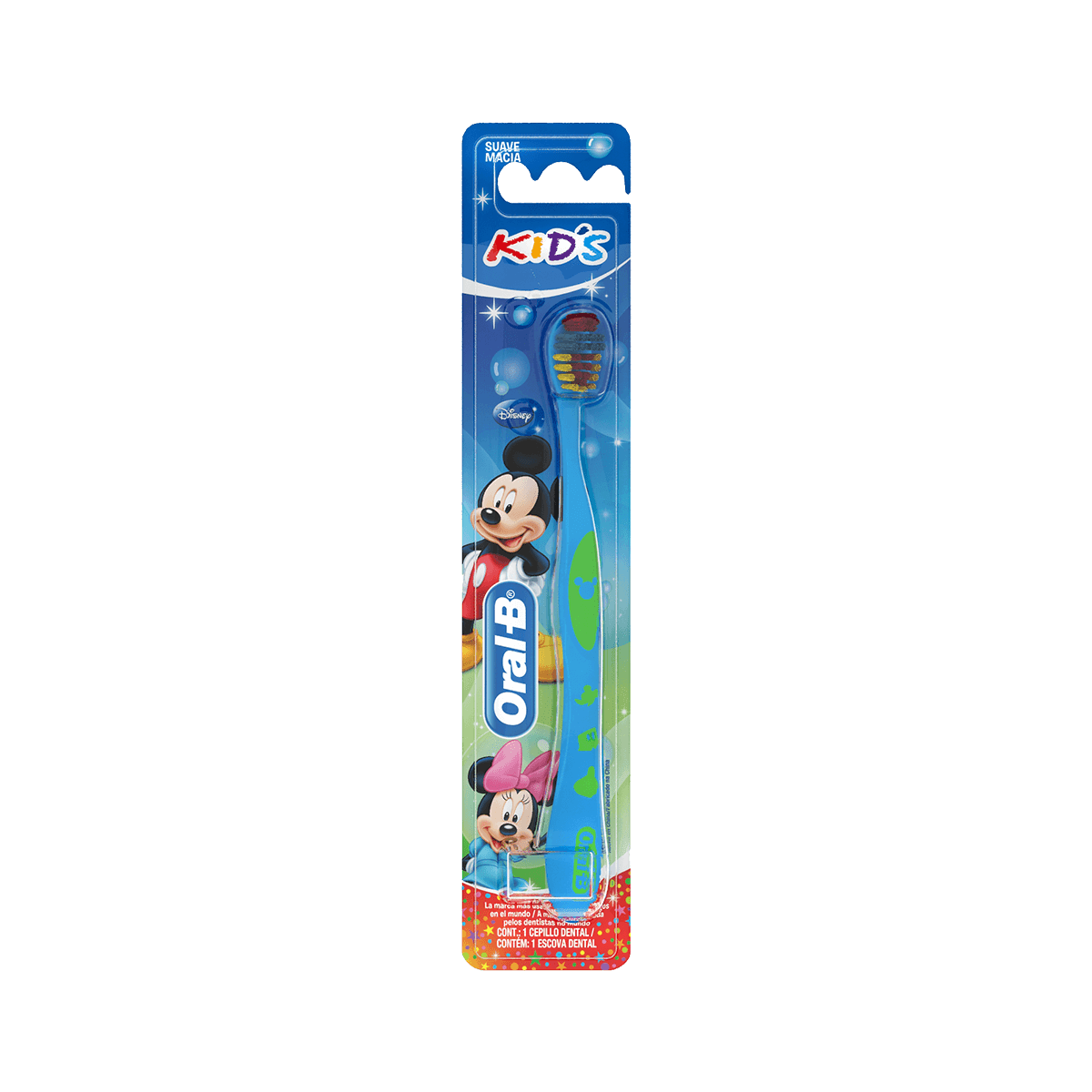 Escova_Dental_OralB_Stages_Mickey